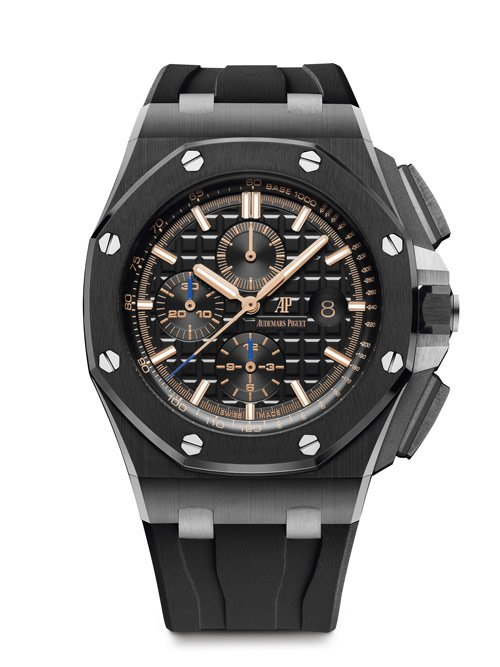 Royal oak offshore cronógrafo